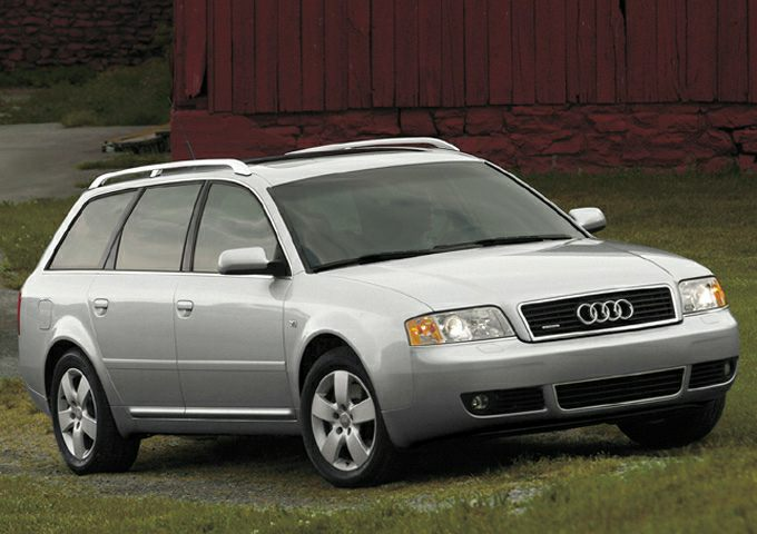 2003 audi a6 avant 4dr all wheel drive quattro station. Black Bedroom Furniture Sets. Home Design Ideas