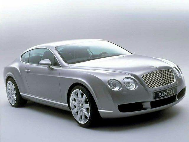 2003 Bentley Continental GT Exterior Photo