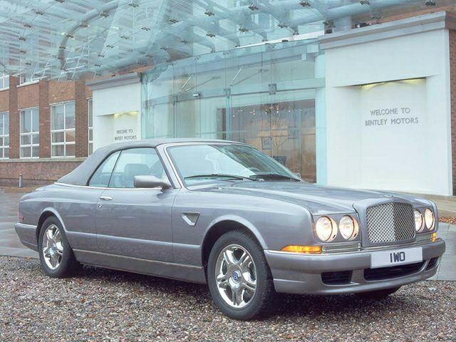 2003 Bentley Azure Exterior Photo
