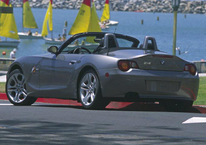 2004 BMW Z4 Exterior Photo