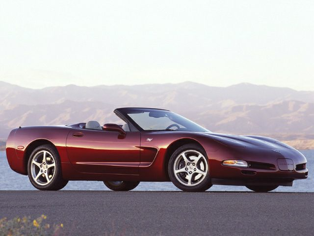 2003 Chevrolet Corvette Exterior Photo