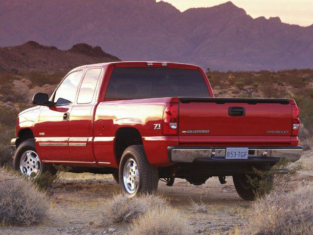 2003 Silverado 2500