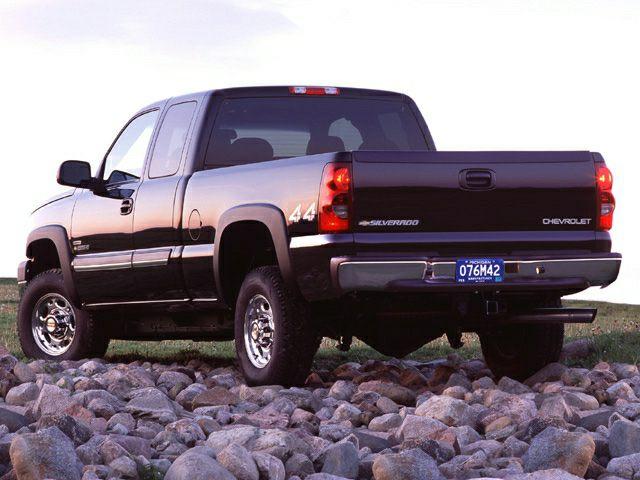 2005 Silverado 2500HD