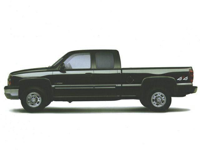 2003 Chevrolet Silverado 2500 Exterior Photo