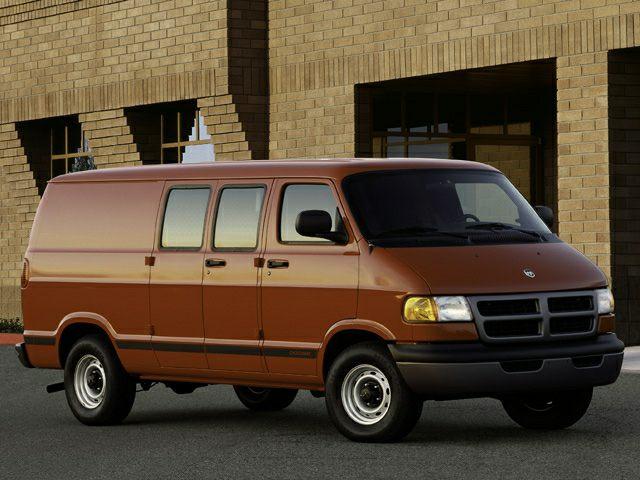 2003DodgeRam Van 1500