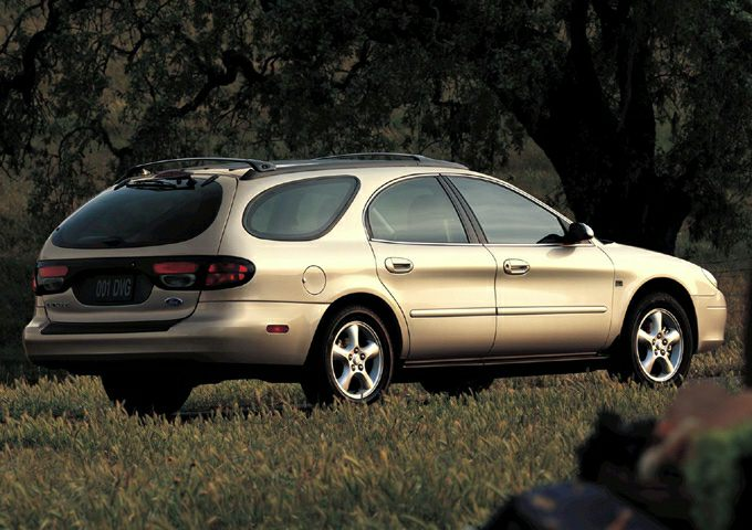 2003 Taurus