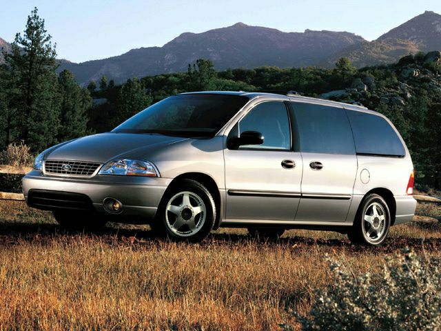 2003 Ford Windstar : Ford windstar pictures