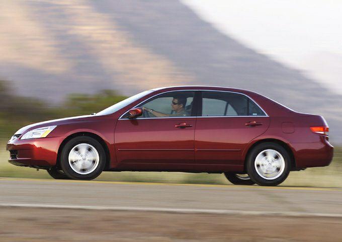 2003 Honda Accord Exterior Photo