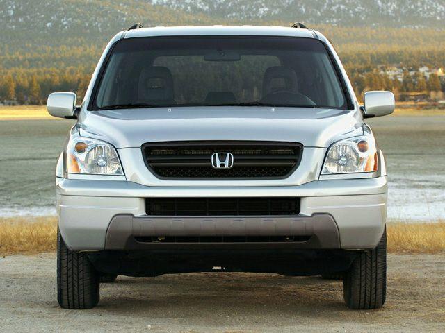 2003 Honda Pilot Exterior Photo