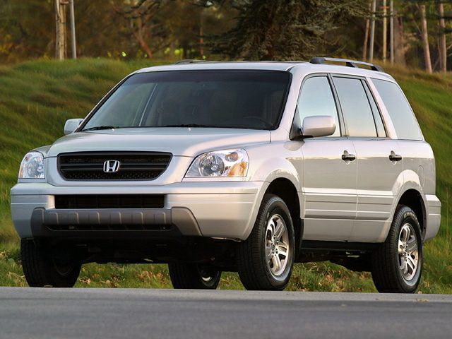 2003 honda pilot pictures. Black Bedroom Furniture Sets. Home Design Ideas