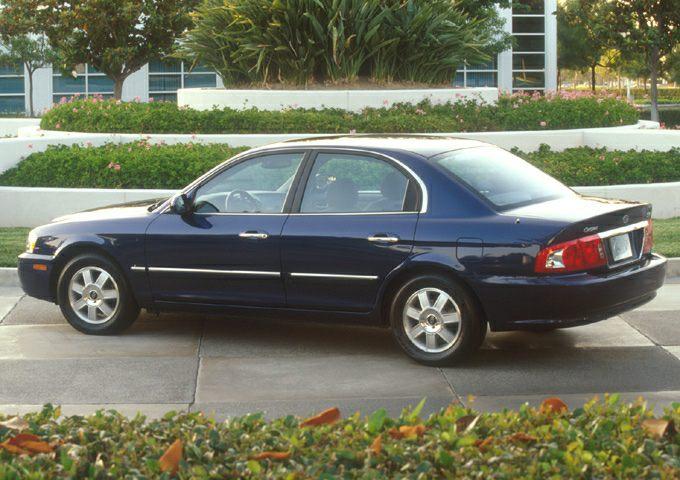 2003 Kia Optima Exterior Photo