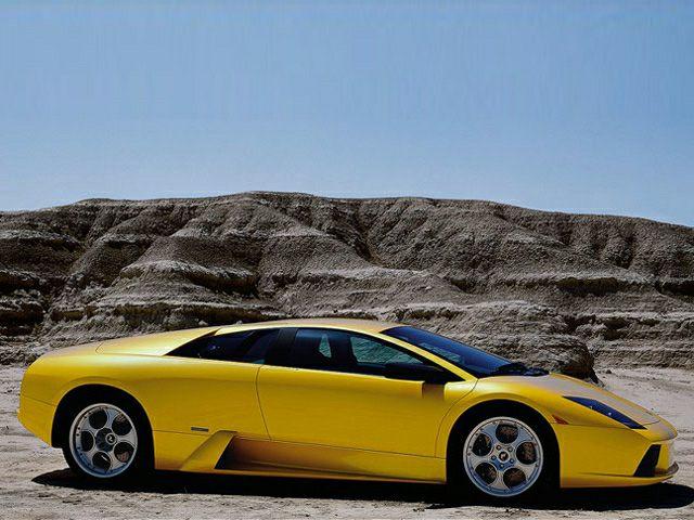 2002 Lamborghini Murcielago Exterior Photo