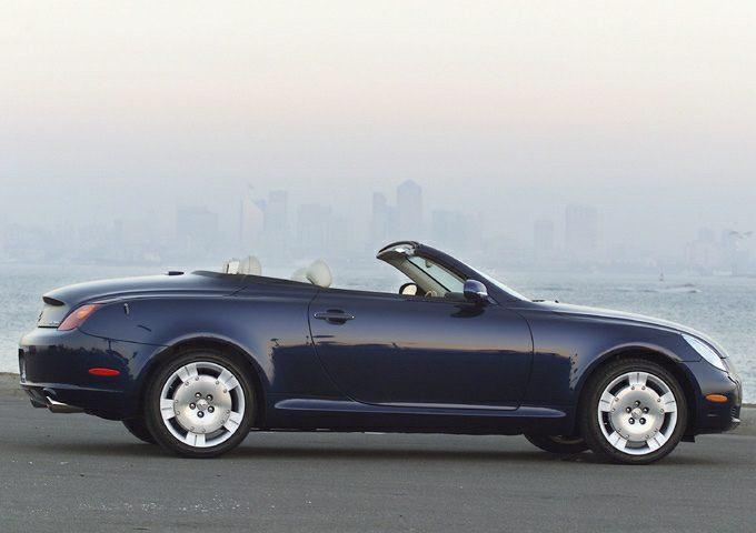 2003 Lexus Sc 430 Pictures