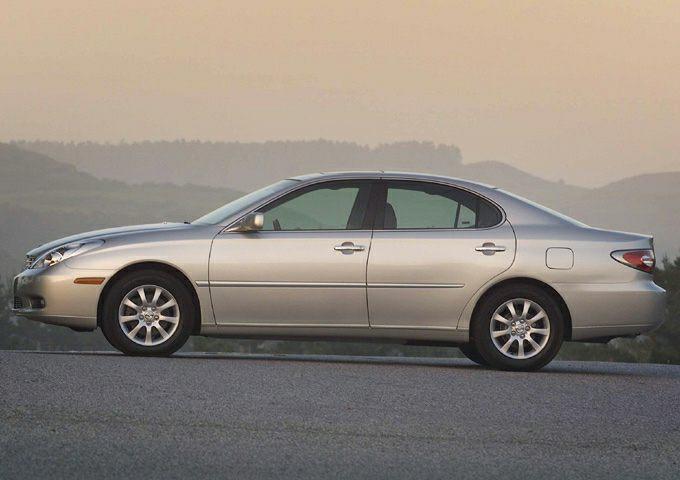 2003 Lexus ES 300 Exterior Photo