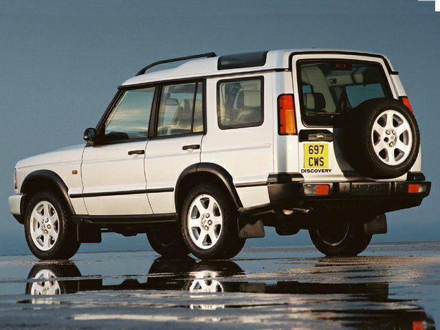 2003 Land Rover Discovery Exterior Photo