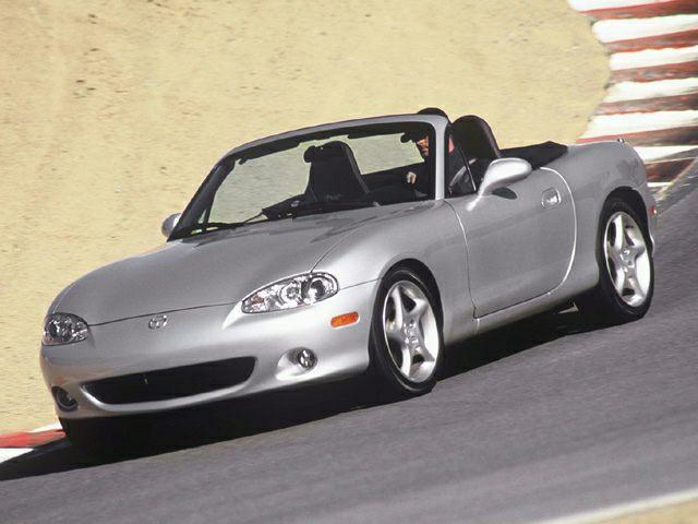 2003 Mazda MX-5 Miata Exterior Photo