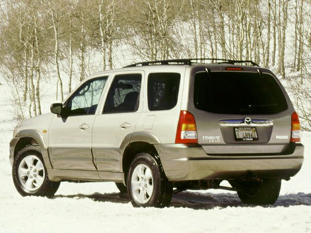 2003 Mazda Tribute Exterior Photo