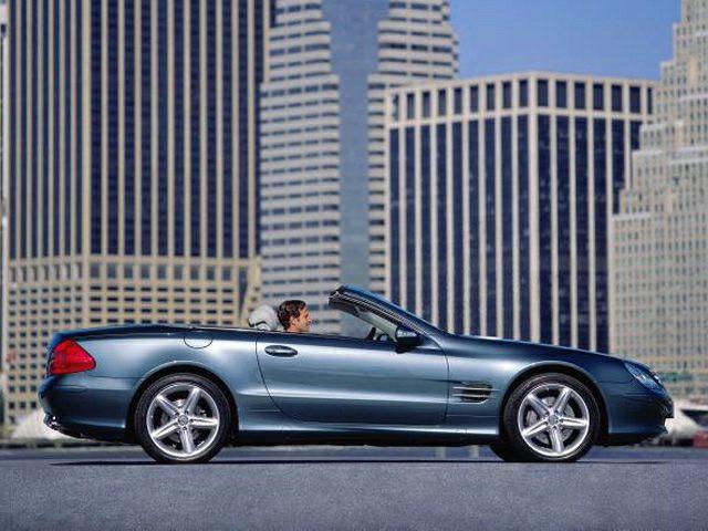 2003 SL-Class
