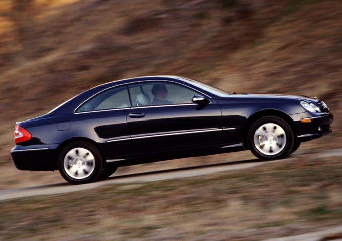 2004 CLK-Class