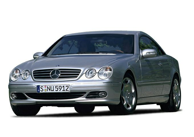2003 Mercedes-Benz CL-Class Exterior Photo