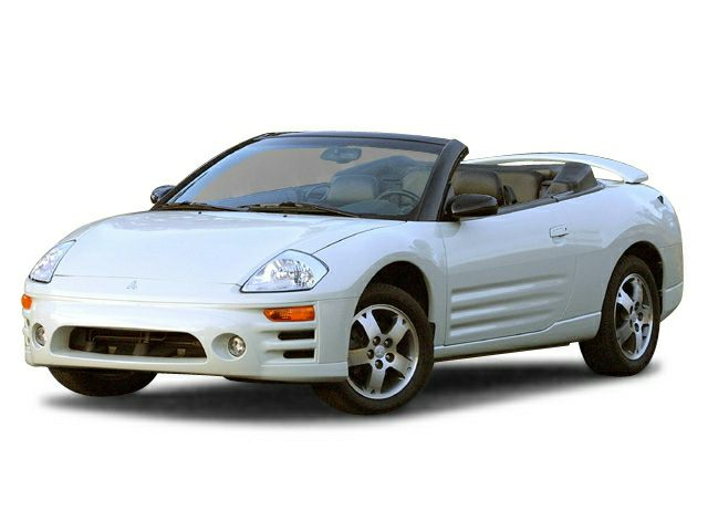 2003 mitsubishi eclipse spyder pictures. Black Bedroom Furniture Sets. Home Design Ideas