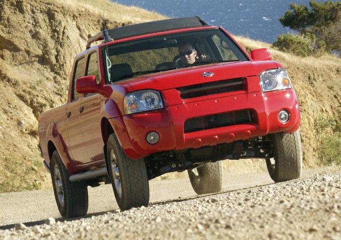 2003 Frontier