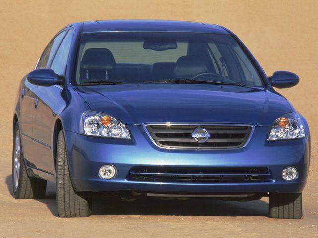 2004 Nissan Altima Exterior Photo