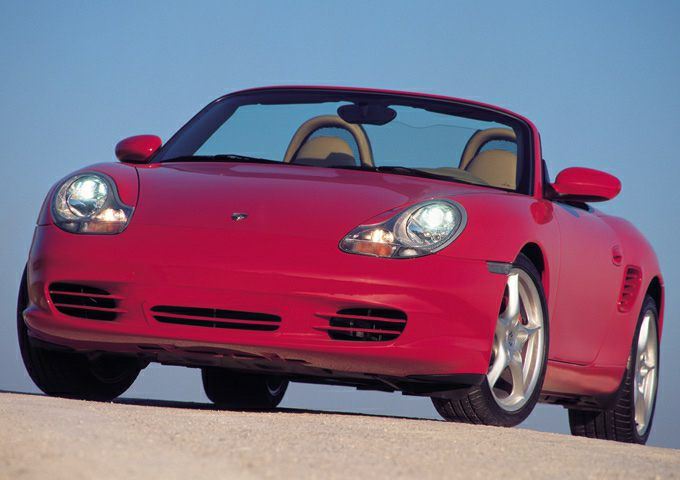 2003 Boxster