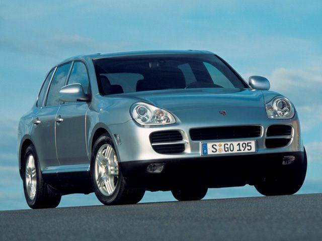 2004 Porsche Cayenne Exterior Photo