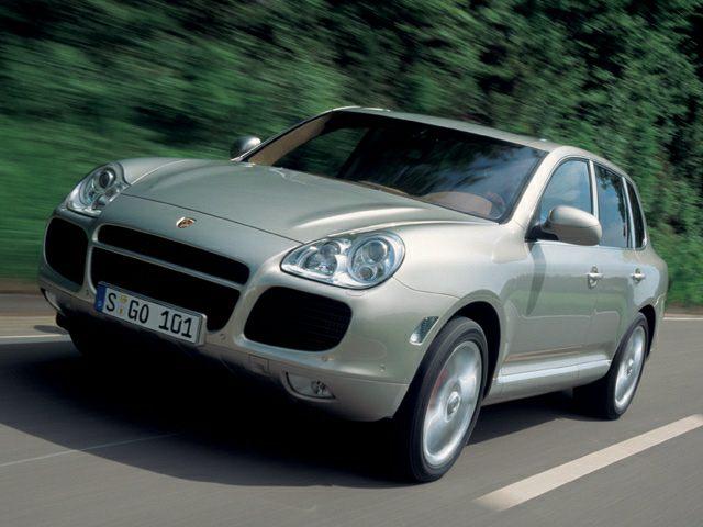 2004 Cayenne