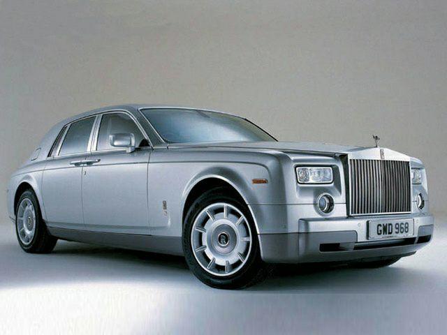 2003 Rolls-Royce Phantom Exterior Photo
