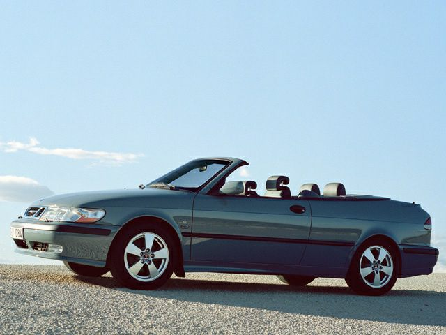 2003 Saab 9-3 Exterior Photo