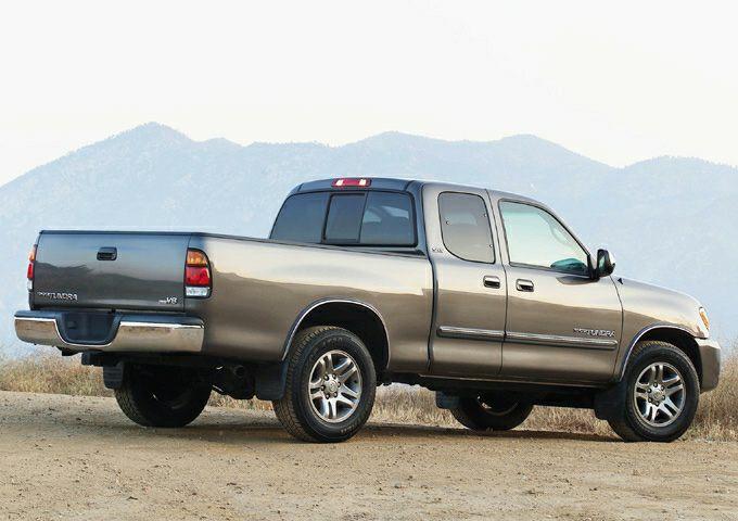 2006 Toyota Tundra Exterior Photo
