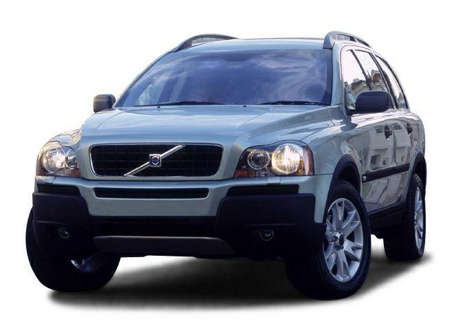 2003 Volvo XC90 Exterior Photo