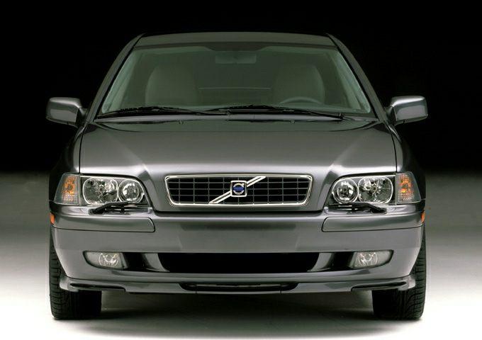 2003 Volvo S40 Exterior Photo