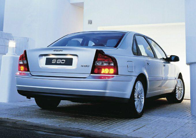 2003 Volvo S80 Exterior Photo