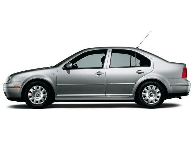 2003 Volkswagen Jetta Exterior Photo