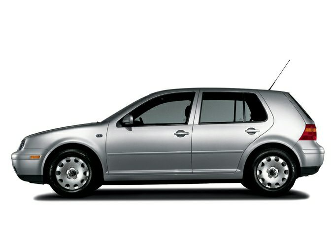 2003 Volkswagen Golf Exterior Photo