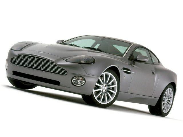 2004 Aston Martin Vanquish Exterior Photo