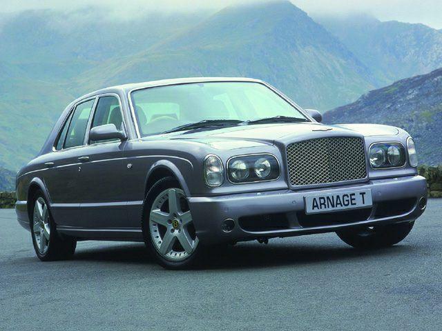 2004 Bentley Arnage Exterior Photo