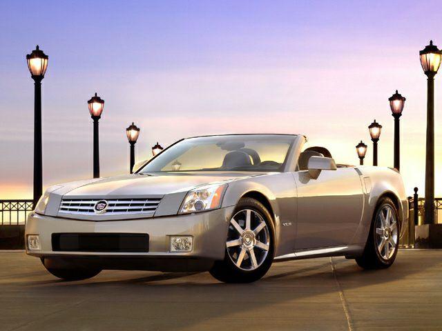 2004 Cadillac XLR Exterior Photo