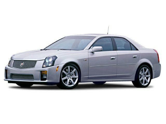 2004 CTS-V
