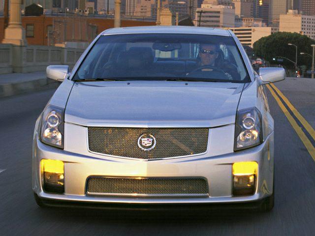 2004 Cadillac CTS-V Exterior Photo