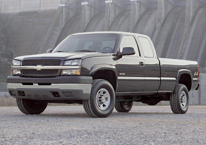 2004 Silverado 3500