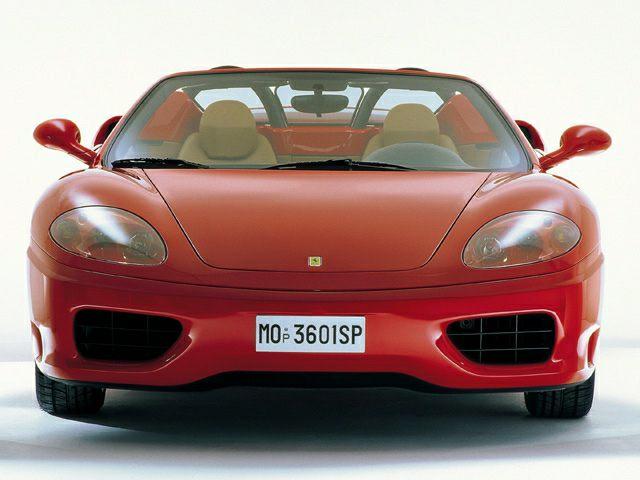2005Ferrari360 Modena