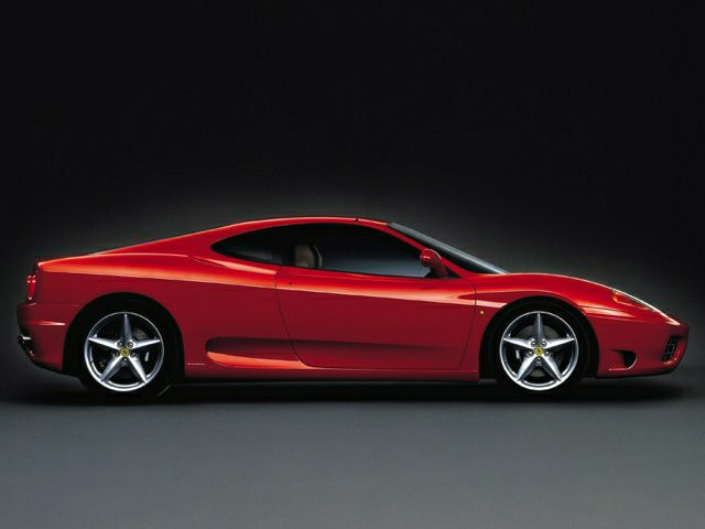 2004 360 Modena