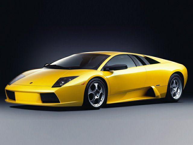 2004 Lamborghini Murcielago Exterior Photo