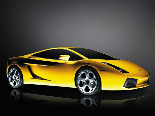 2004 Lamborghini Gallardo Exterior Photo