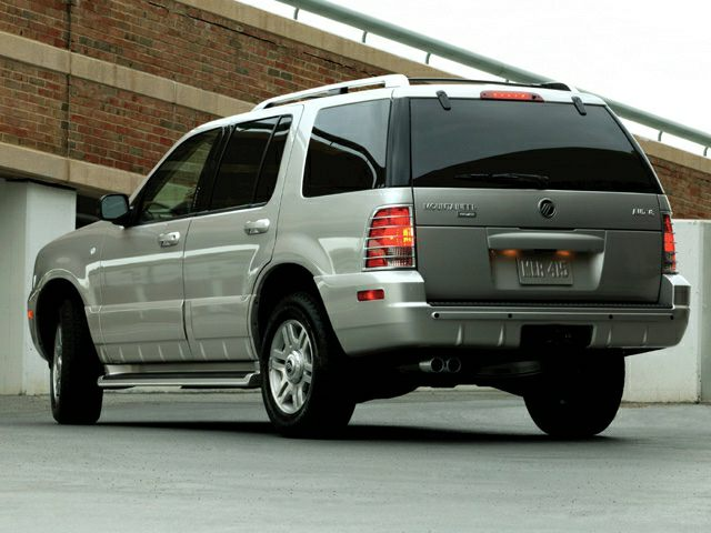 2004 Mercury Mountaineer Exterior Photo