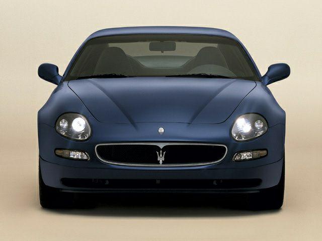 2004 Maserati Coupe Exterior Photo